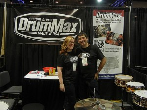 The DrumMax team
