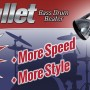 """Introducing """"The Bullet,"""" a New Kind of Bass Drum Beater"""