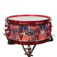 Red Solar Flare Snare – $950