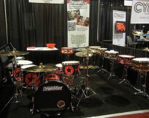 DrumMax booth