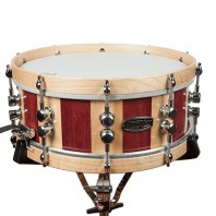 Purpleheart/Maple Stripe Snare – $950