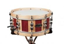 Purpleheart/Maple Stripe Snare