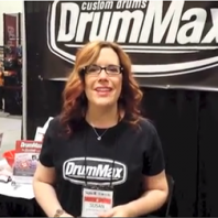 "Just Released: Our ""Reaction Video"" for The Bullet Bass Drum Beater from Summer NAMM!"